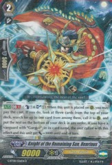 G-BT08/026EN - R - Knight of the Remaining Sun, Henrinus