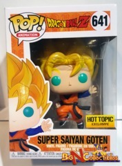 Funko Pop! Animation - Dragon Ball Z - Super Saiyan Goten #641 Exclusive
