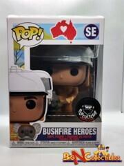 Funko Pop! Bushfire Heroes SE Exclusive