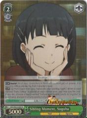 SAO/SE23-E05 R Sibling Moment, Suguha FOIL