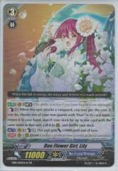 EB10/004EN-W - RR - Duo Flower Girl, Lily - White