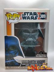 Funko Pop! Star Wars - Concept Series Darth Vader #389 Anaheim 2020 Star Wars Celebration Exclusive