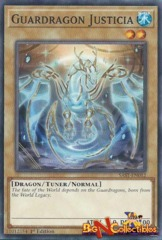 SAST-EN012 - Guardragon Justicia - Common - 1st Edition