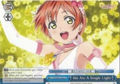LL/EN-W02-E165a - CR - We Are A Single Light