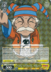 FT/EN-S02-003 R Fairy Tail Master, Makarov