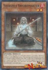 SAST-EN018 - Shiranui Swordmaster - Common - 1st Edition