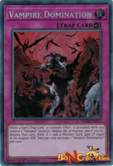 DASA-EN011 -  Vampire Domination - Secret Rare - 1st Edition