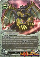 S-BT03/0006EN RRR Dragon Lord Bursts Forth