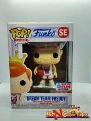 Funko Pop! Dream Team Freddy 2021 Fundays Box of Fun Exclusive LE 5,000pcs