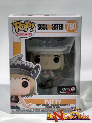 Funko Pop! Animation Soul Eater Patty #780 Exclusive