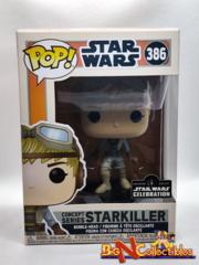Funko Pop! Star Wars - Concept Series Starkiller #386 Anaheim 2020 Star Wars Celebration Exclusive