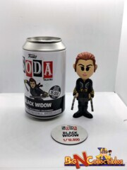 Funko Soda Black Widow LE 15,000pcs 2021 Wonder Con Exclusive