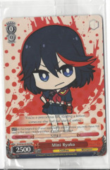 Factory Sealed Mini Ryuko KLK/S27-E102