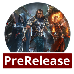 MTG Kaladesh Pre-Release AM