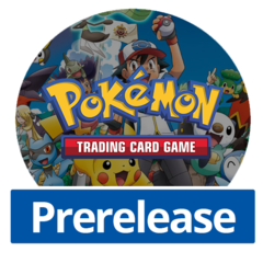 Pokemon Pre-Release: Team Up