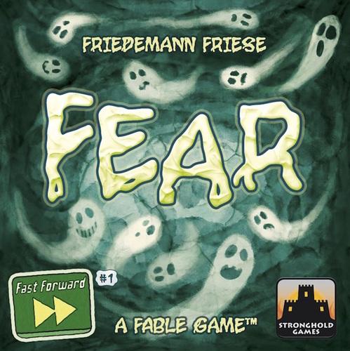 Fear - Fast Forward Series #1