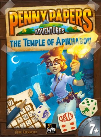 Penny Papers: Temple