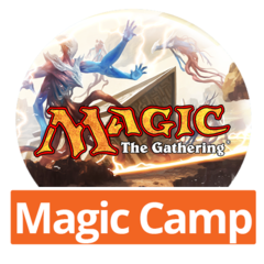 #2 July MTG Deckbuilding Camp