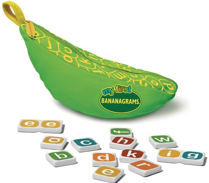 Bananagrams: My First
