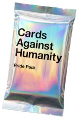 Cards Against Humanity: Pride Pack w/o Glitter