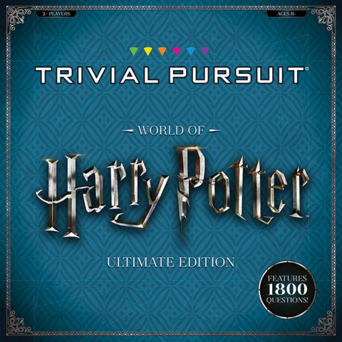 Trival Pursuit: World of Harry Potter (Ultimate Edition)