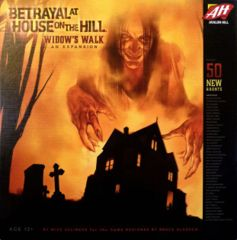 Betrayal at House on the Hill Expansion - Widow's Walk