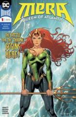 Mera: Queen of Atlantis (Complete 6-Issue Mini Series)