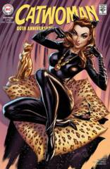 Catwoman 80Th Anniversary 100 Page Super Spectacular #1 (1960S J Scott Campbell Variant Edition)