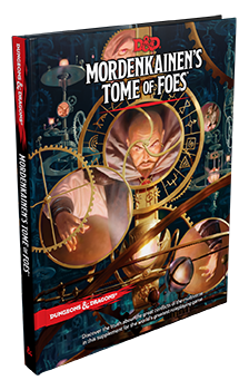 5th Edition - Mordenkainens Tome of Foes