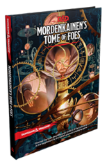 5th Edition - Mordenkainen's Tome of Foes