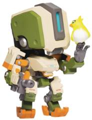 Overwatch - Bastion Colossal  CuteButDeadly 8in Vinyl Figure