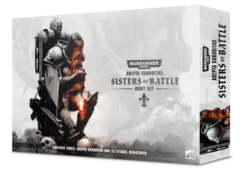 Adepta Sororitas - Sisters of Battle Army Set (52-04-60)