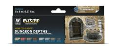 WizKids Premium Paints - How to Paint Dungeon Depths