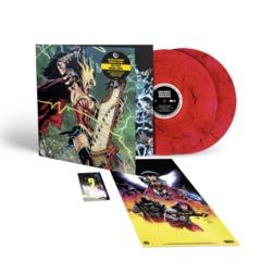 Dark Nights: Death Metal Sountrack - Wonder Woman Variant Cover 2XLP Red Smoke Vinyl