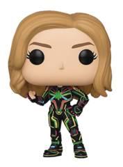 Captain Marvel #516 (Neon Suit)