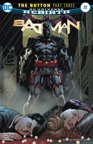 Batman #22 (The Button)