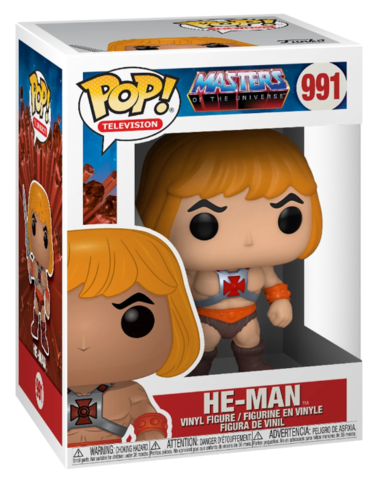 He-Man #991