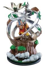 Avatar the Last Airbender Q-Fig Max Aang Elite Diorama