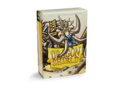 Dragon Shield - Matte Ivory 60 Count Japanese size Sleeves