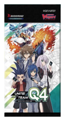 Cardfight!! Vanguard -  Unite! Team Q4 Booster Pack