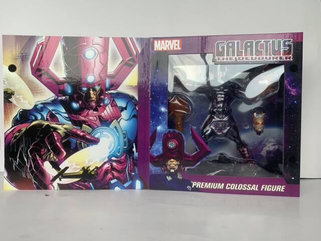 Marvel - Galactus Devourer of Worlds Premium Colossal Figure