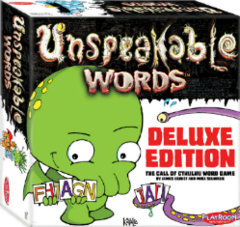 Unspeakable Words: Deluxe Edition