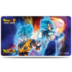 Ultra Pro - Dragon Ball Super: Set 4 Vegeta, Goku, and Broly Playmat (85983)