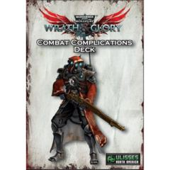 Warhammer 40,000 Roleplay: Wrath & Glory - Combat Complications Deck