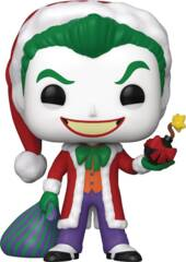 The Joker as Santa #358