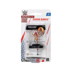 WWE HeroClix: Sasha Banks Expansion Pack (73900)