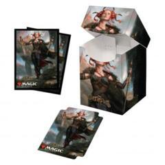 Ultra Pro - MTG Commander Legends V2 Combo Pro 100+ Deck Box and 100ct Sleeves