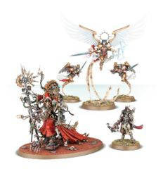 Triumvirate of the Imperium: Sacred Warriors of the God-Emperor (GS-01)