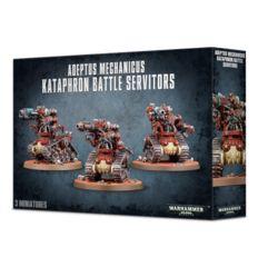 Adeptus Mechanicus - Kataphron Battle Servitors / Kataphron Destroyers / Kataphron Breachers (59-14)