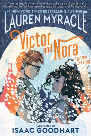Victor And Nora A Gotham Love Story Trade Paperback